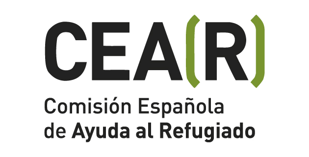 Spanish Commission for Refugees (CEAR) logo